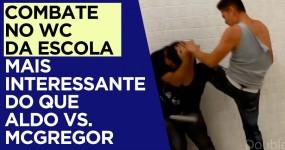 Putos no WC têm um Combate Mais Interessante do que Aldo vs McGregor