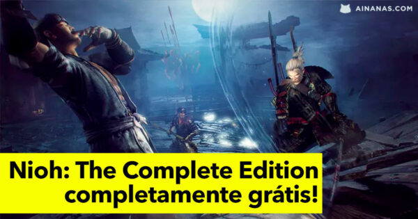 Nioh: The Complete Edition – Completamente GRÁTIS!