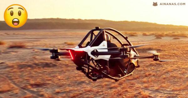 JETSON ONE: é desta que tens um carro voador?