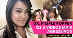 """DR PIMPLE POPPER: Programa de TV reúne """"Rebentamentos"""" MAIS AGRESSIVOS"""