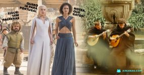 GAME OF THRONES em Guitarra Portuguesa