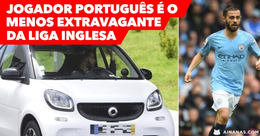 Jogador português é o MENOS EXTRAVAGANTE da Liga Inglesa