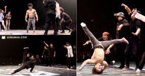 Crew de B-Boys Asiáticos dá um Show do Outro Mundo!