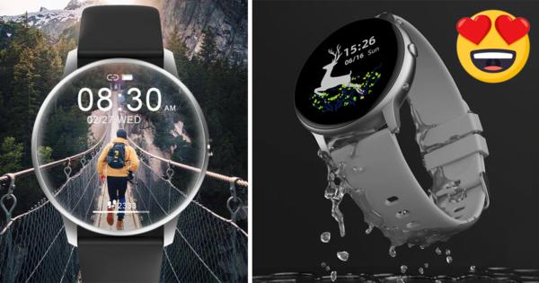 Smartwatch IMILAB KW66 vindo de Espanha
