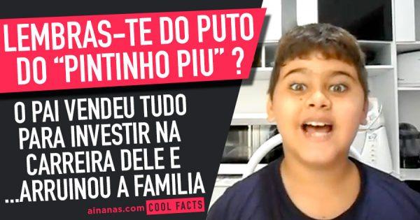 """Ambição Cega Arruinou Familia do """"PINTINHO PIU"""""""