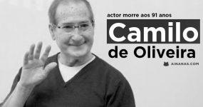 Morreu Camilo de Oliveira