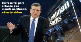 """Durão Barroso vai para o """"banco que manda no mundo"""". O que é o Goldman Sachs?"""