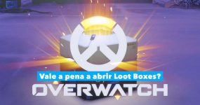 OVERWATCH: Vale a pena abrir as LOOT BOXES?