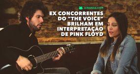 SWEET: Ex Concorrentes do The Voice Brilham em Interpretação de PINK FLOYD