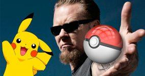 E se os METALLICA cantassem o Tema de Pokémon? haha
