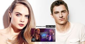 DROP THE MIC com Cara Delevingne, Dave Franco e James Corden