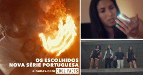 OS ESCOLHIDOS: Era bom que as TVs Portuguesas Apostassem Nisto
