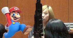 Tema de Super Mario num Instrumento que Provavelmente Nunca Viste