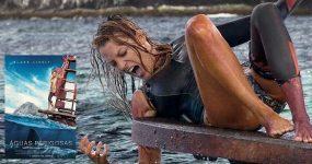 ÁGUAS PERIGOSAS: Já vimos o novo thriller com tubarões e a lindíssima Blake Lively