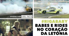 #RigaBaby : Babes e Rides no Coração da Letónia