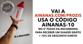 BOAS NOTICIAS: 100 Shakers Grátis Exclusivos para a Malta do Ainanas