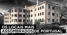 Em Busca dos Lugares MAIS ASSOMBRADOS de Portugal