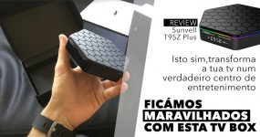 Sunvell T95Z Plus: Esta TV BOX é incrível