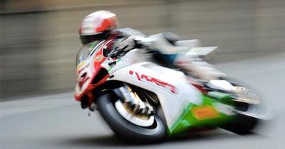 Volta Alucinante de Mota no Circuito de Macau