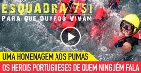 ESQUADRA 751: Herois Portugueses de quem Ninguém Fala