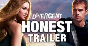 HONEST TRAILER: Divergent