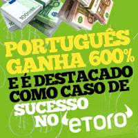Tiago Coelho: Português é Caso de Sucesso no eToro