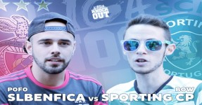 LIGA KNOCK OUT: Benfica vs Sporting a Rimar