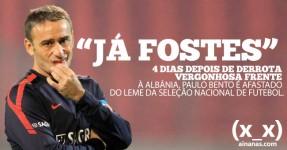 Paulo Bento Abandona Seleção com Tranquilidade