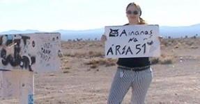 Viciados Levam o Ainanas à AREA 51