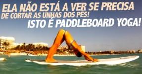 O que é que Yoga e Surf têm em comum?