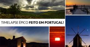 Espetacular Timelapse na Serra da Estrela e Gerês