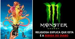 """Religiosa Explica que """"Monster"""" é Obra de Satanás"""