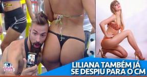 Secret Story: Liliana Também já se Despiu para o CM