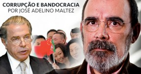 Adelino Maltez expõe a BANDOCRACIA em Portugal