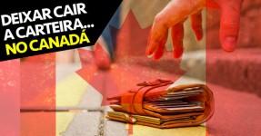 Perder a Carteira no Canadá