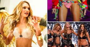 O Melhor do Victoria's Secret Fashion Show 2014 (36 FOTOS)