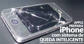Apple estuda sistema de QUEDA INTELIGENTE para iPhone