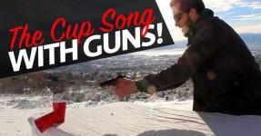 A Música do Copo Ao Som de Tiros!! MURICAHHH!!!