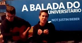 Balada do Universitário