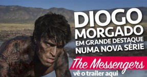 THE MESSENGERS: Diogo Morgado em Destaque na Nova Série