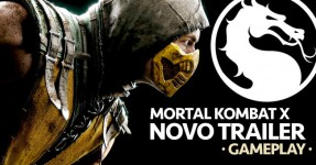 Mortal Kombat X:  Gameplay Trailer