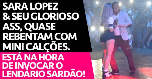 SARA LOPEZ em Mais um Video HOT de Kizomba