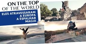 On The Top of the World: Uma Aventura Épica