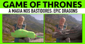 Game of Thrones: EPIC DRAGONS ARE EPIC