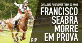 Francisco Seabra Morre em Prova