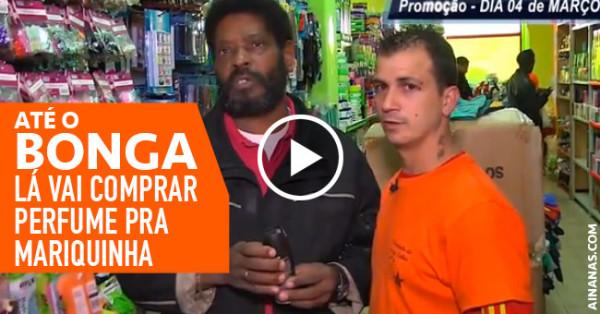 Loja Discount Torna-se Viral Pelos Videos Patuscos do Dono