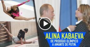 Alina Kabaeva: Conhece a Bela Amante de Vladimir Putin
