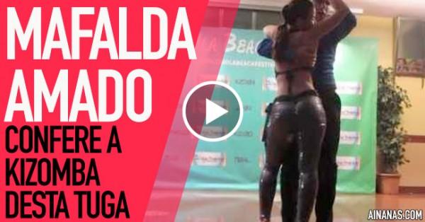 MAFALDA AMADO: Tuga Tarracha a Nível Olímpico!!!