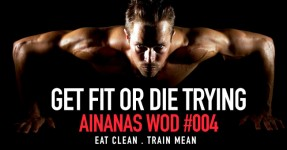 AINANAS Workout of the Day (WOD) #004