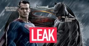 BATMAN VS. SUPERMAN: Leak Revela Primeiras Imagens